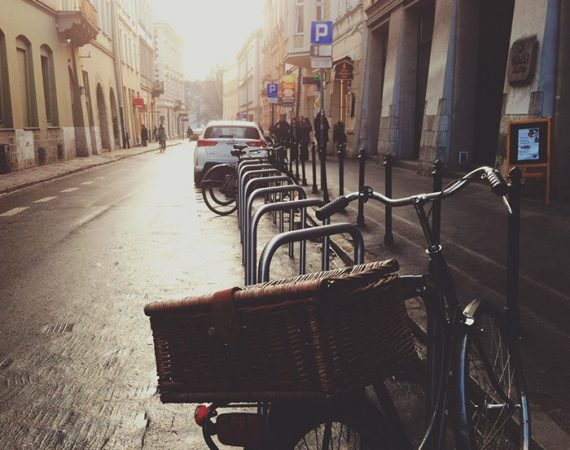 Vintage Bicycle